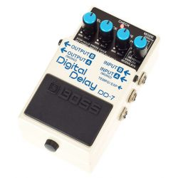 BOSS DD-7 PEDAL DIGITAL DELAY