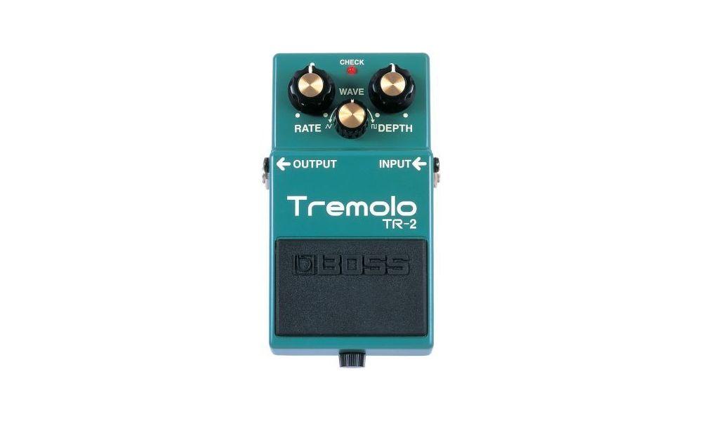 Compra Boss TR-2 pedal tremolo al mejor precio