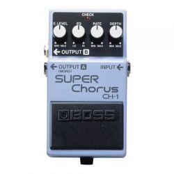 Boss CH-1 pedal super chorus