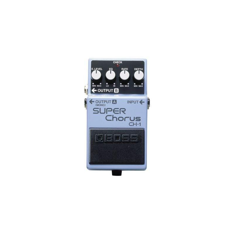 Compra Boss CH-1 pedal super chorus al mejor precio
