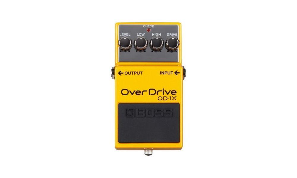Compra Boss OD-1X overdrive pedal al mejor precio