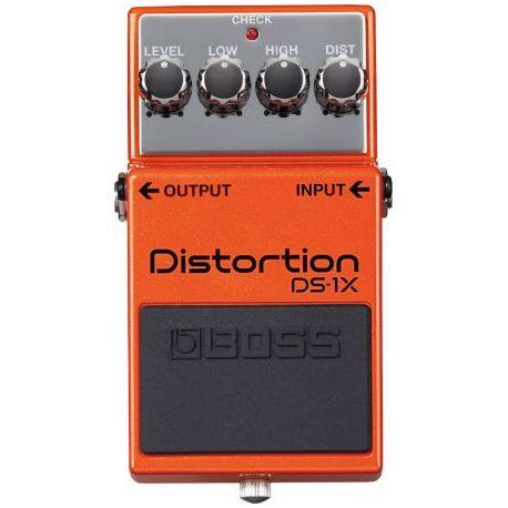 boss ds-1x distorsion pedal