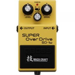 Boss SD-1W overdrive pedal