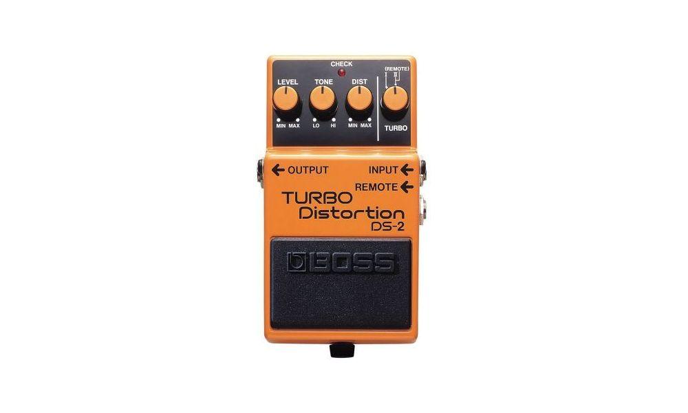 Compra Boss DS-2 pedal doble distorsión al mejor precio