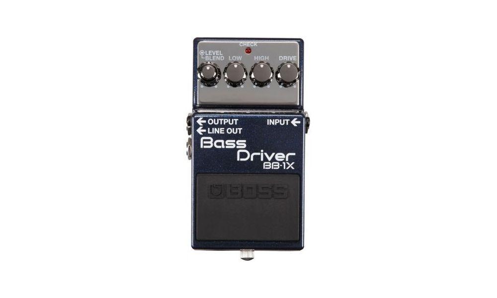 Compra Boss BB-1X bass driver pedal al mejor precio