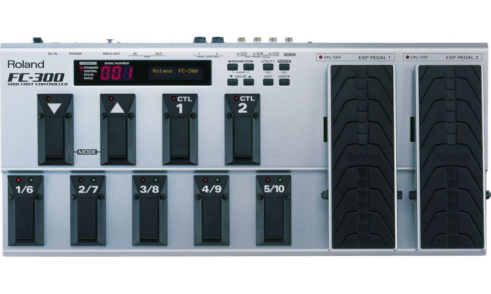 Compra Roland fc-300 pedal al mejor precio
