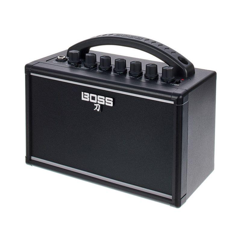 boss katana-mini amplificador