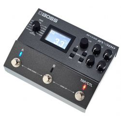 boss rv-500 reverb pedal