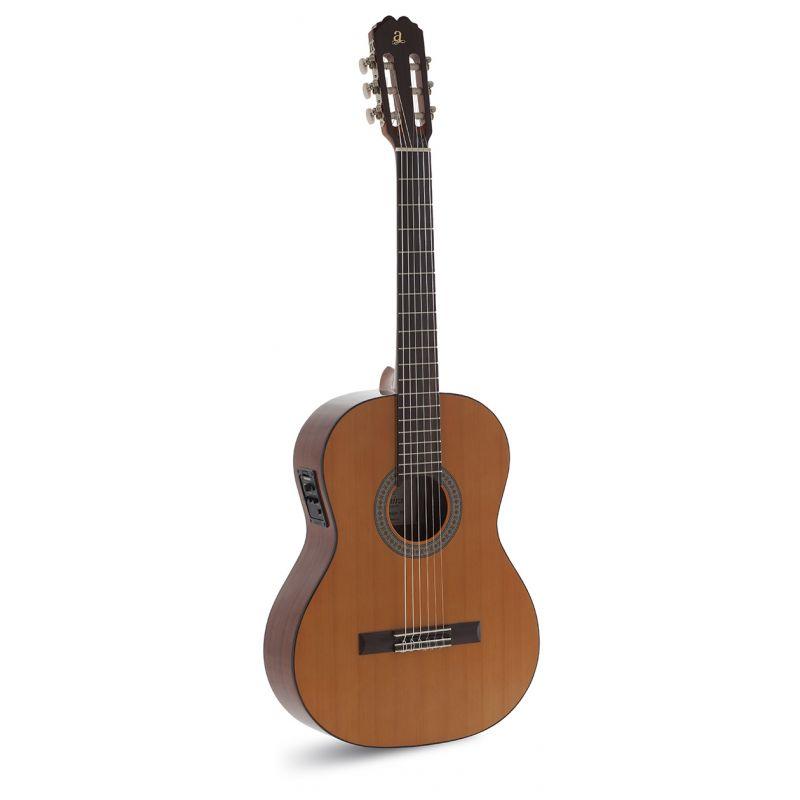 admira juanita-electrificada fishman guitarra clasica -