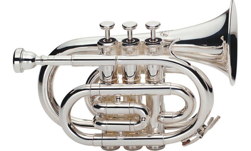 Compra j.michael tr400ps trompeta de bolsillo plata al mejor precio