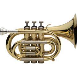 j.michael tr350 trompeta de bolsillo