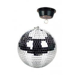 Beamz bola de espejos con motor, 20cm