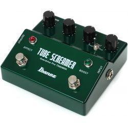 Ibanez ts808dx tube screamer oveRDrive + booster
