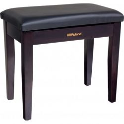 ROLAND RP-100RW Piano Bench, Rosewood