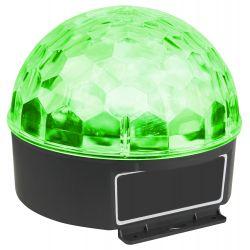 MAX MAGIC JELLY 153225 DJ BALL 6x1W LED