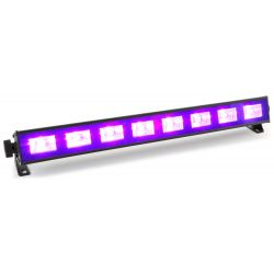 Compra beamz buv93 barra de led 8x3w uv al mejor precio