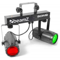 Beamz conjunto 2-some negro