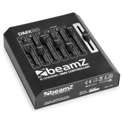 dmx60 controladora 6 canales