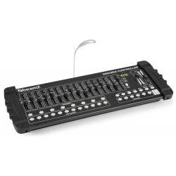 Beamz dmx 384 controlador 384 canales