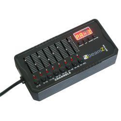 Beamz dmx-512 mini controladora dmx