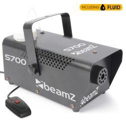 Beamz s700 maquina de humo incluye liquido de humo
