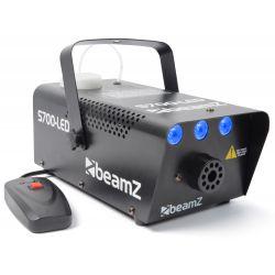 beamz s700led maquina de humo con efecto hielo