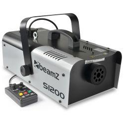 beamz s1200 mkii maquina de humo