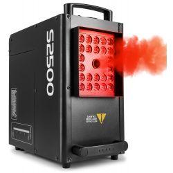 beamz s2500 maquina de humo dmx led 24x 10w 4-en-1