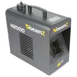 beamz h2000 faze maquina de niebla con dmx