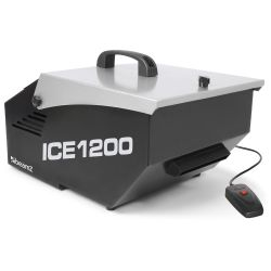 beamz ice1200 mkii maquina de humo bajo