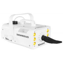 Beamz snow900led maquina de nieve con 6 leds