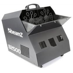 beamz b2500 maquina de burbujas doble