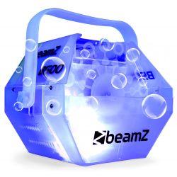 beamz b500led maquina de burbujas mediana con led rgb