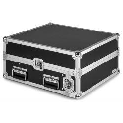 """power dynamics pd-f2u10 19"""" 2u caja rack + 10u para mezclador"""