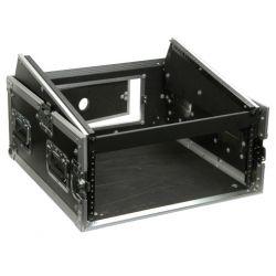 """power dynamics pd-f4u10 19"""" caja rack 10u para mezclador"""