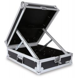 "power dynamics pd-fu12 maleta mesa mezclas 19"""