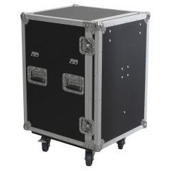 power dynamics pd-fa6 flightcase de 5 cajones 3u + mesa