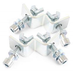 power dynamics conector esquinero para barandillas (pack de 2)