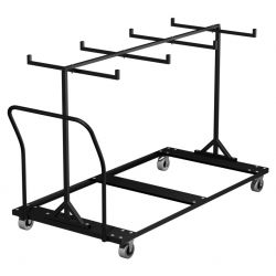 power dynamics trolley para transportar barandillas