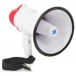 vonyx meg020 megafono 20w grabacion sirena