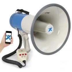 Vonyx meg055 megafono 55w record bt microfono