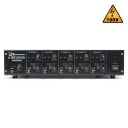 Power Dynamics pdv550m amplificador matrix linea de 100v 5x50w 5 zonas