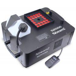 beamz máquina de humo s2000 24x 3w led 3 - en - 1