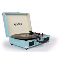 FENTON RP115 Maleta reproductor giradiscos Azul