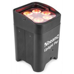 Beamz BBP96 Foco Par con bateria 6x 12W