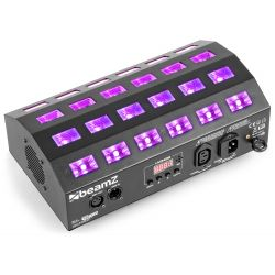 Beamz BUV463 Strobo LED UV