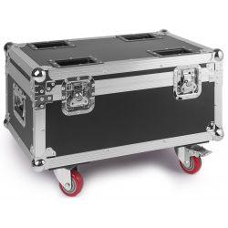 Tronios FCC9 FlightCase para 8x focos serie BBP9