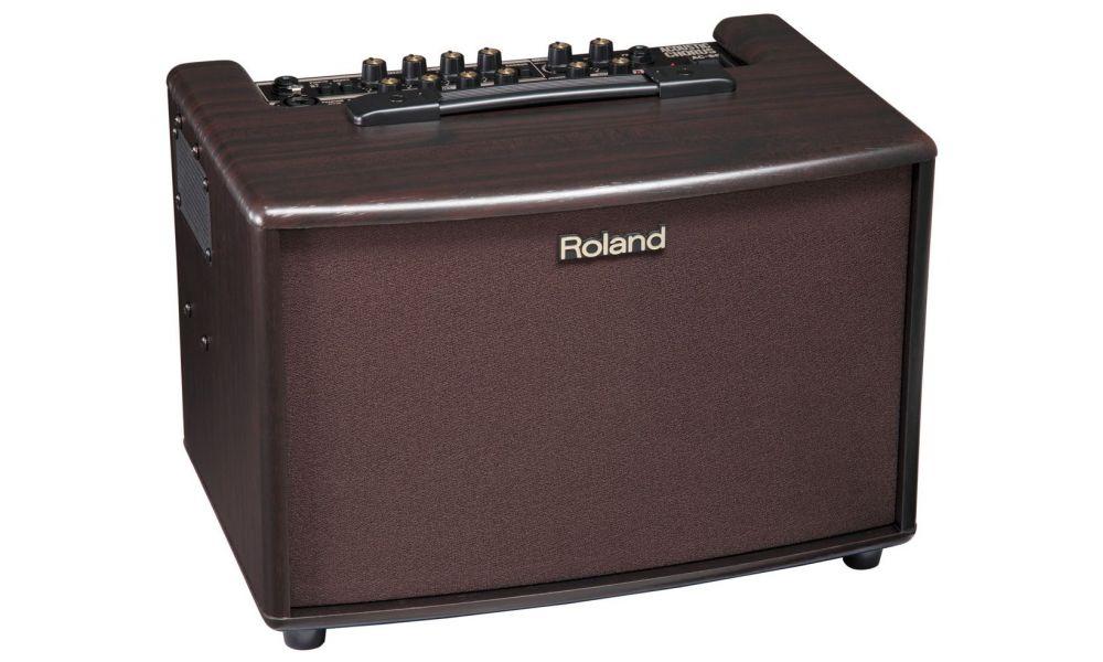 Compra Roland ac-60-rw amplificador guitarra acustica al mejor precio