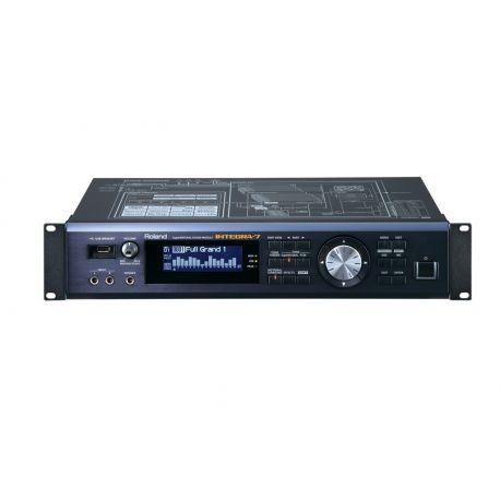 roland integra-7 módulo de sonido