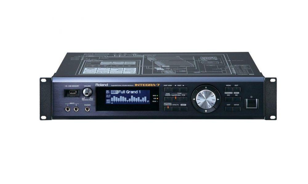 Compra Roland integra-7 módulo de sonido al mejor precio